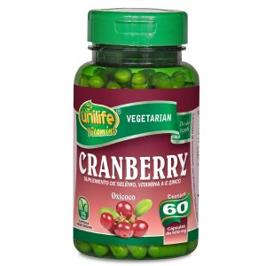 Cranberry  60 Capsulas 500mg Unilife