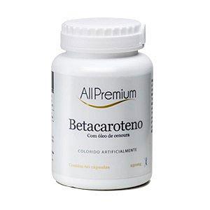 Betacaroteno 60capsulas 250mg Allpremium