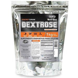 Dextrose pacote metalizado - 1kg - Unilife