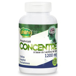 Concentre 1200 Mg 120 Capsulas - Unilife