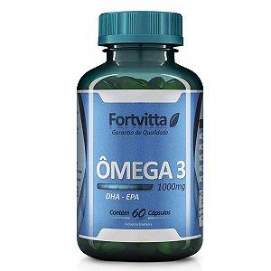Omega3 60 capsulas de 1000mg Fortvitta