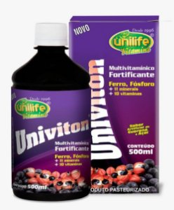 Univiton Liquido Multivitaminico -500 Ml