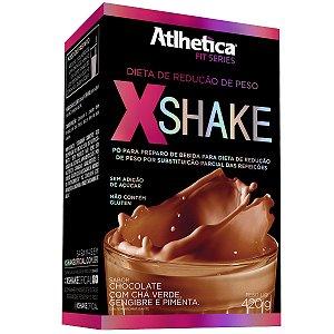 X-shake 420g chocolate