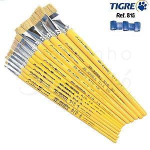 Pincel Tigre REF. 815 Sintético n°16