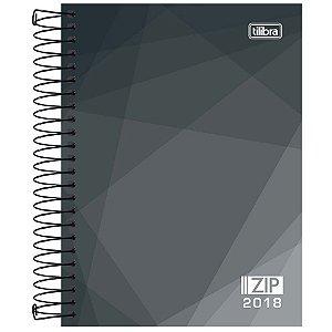 Agenda 2018 Zip Espiral (capa 1) M4 - Tilibra