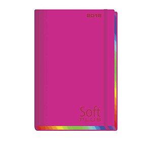 Agenda Soft Plus Pink- São Domingos