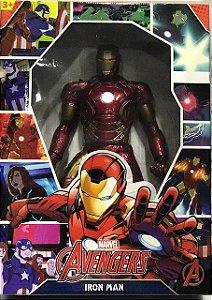 Boneco Iron Man - Revolution - Mimo 50 Cm