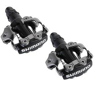 Pedal Shimano M520 Spd Com Taquinho