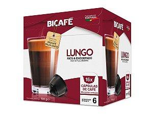 Cápsula De Café Lungo Para Máquinas Dolce Gusto* ( intensidade 6 )