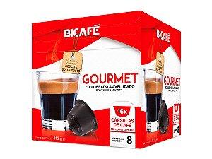 Cápsula de café Gourmet para máquinas Dolce Gusto* (Intensidade 8)
