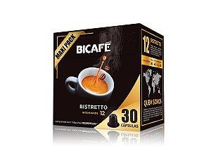 Maxi Pack 30 Cápsulas De Café Ristretto Para Maq. Nespresso*