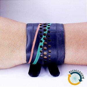 Bracelete Rendado Cor