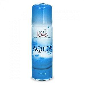 Lubrificante Aqua Extra Luby Siliconado 50ml Soft Love