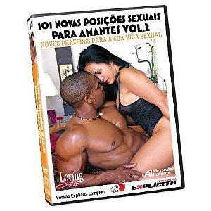 DVD 101 Novas Posições Sexuais Para Amantes Vol 2 Loving Sex