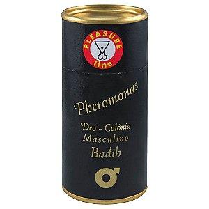 Badih Deo Colônia Masculina Pheromonas 20ml Plesuare Line