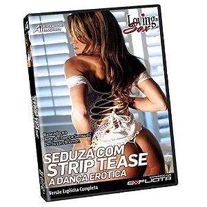 Dvd Seduza com Strip Tease Loving Sex