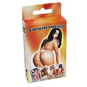 Baralho Erótico Feminino Sensual Import