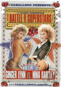 DVD Battle Of The Superstars Explícita Vídeo