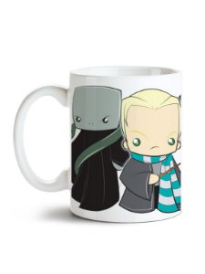 Caneca Harry Potter - Sonserina