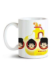 Caneca Beatles Yellow Submarine