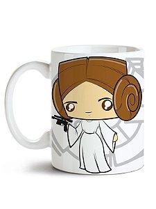 Caneca Star Wars - Princesa Leia