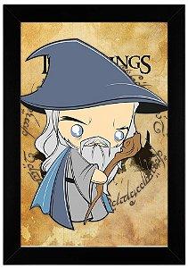 Poster Senhor dos Anéis - Mago
