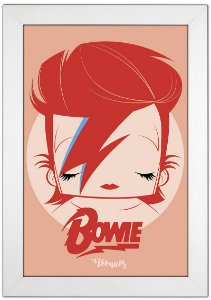 Poster Bowie