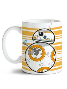 Caneca Star Wars BB8