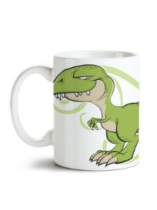 Caneca Tea-Rex