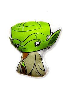 Almofada Star Wars - Mestre Yoda