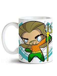 Caneca Liga da Justiça - Aquaman