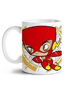 Caneca Liga da Justiça  - Flash