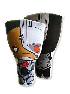 Almofada Liga da Justiça - Cyborg