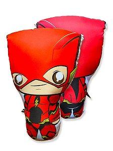 Almofada Liga da Justiça - Flash