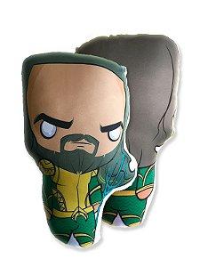 Almofada Liga da Justiça - Aquaman