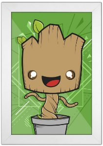 Poster Guardiões da Galaxia - Groot