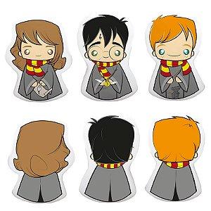 Conjunto de Almofadas Harry Potter Grifinória