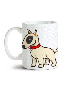Caneca Pet - Bull Terrier