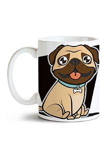 Caneca Pet - Pug
