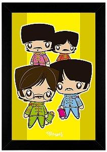 Poster Beatles - Sgt Peaper`s