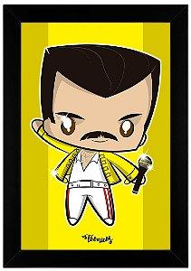 Poster Queen - Freddie Mercury