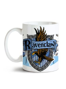 Caneca Harry Potter - Hogwarts Corvinal