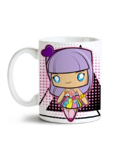 Caneca Katy Perry - Fine Fresh Fierce