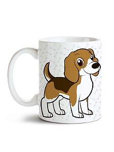 Caneca Pet - Beagle