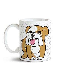 Caneca Pet - Bulldog
