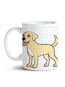 Caneca Pet - Labrador