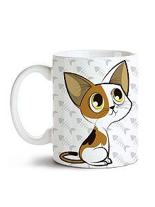 Caneca Pet - Meu Gato Malhado
