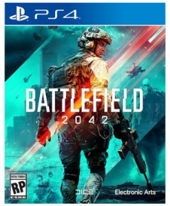 Battlefield 2042 - PS4 (pré-venda)