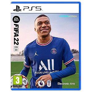 FIFA 22 - PS5 (pré-venda)