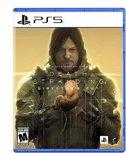 Death Stranding: Versão do Diretor - PS5 (pré-venda)